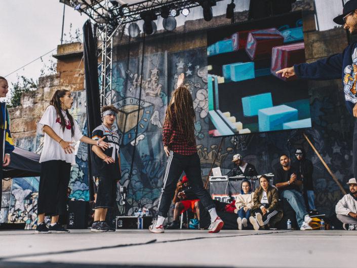 Lucky Strike / Hip Hop Kemp 2018