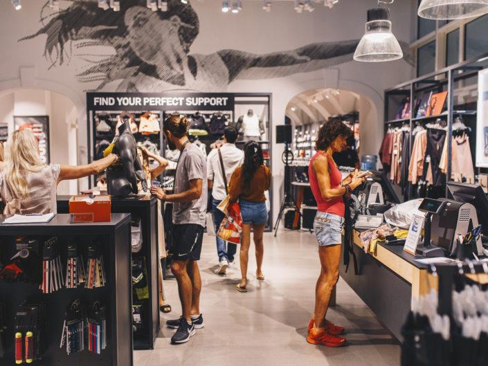 Nike Prague Shopping Night