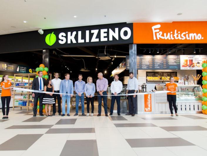 Fruitisimo – Otevření nové prodejny