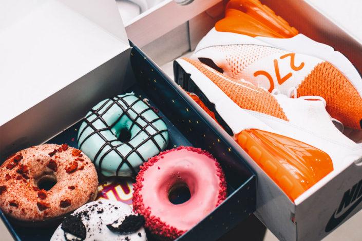 Nike Prague x Donuter Donuts
