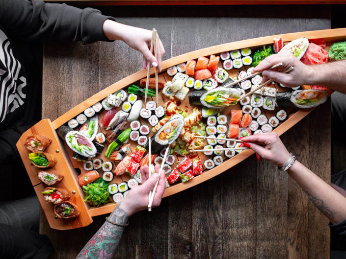 Eat Fresh Sushi Lifestyle