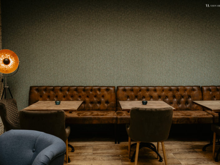 Cheemay Cafe & Lounge, Praha 1