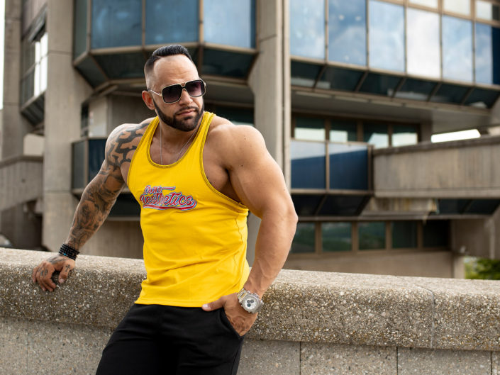 Iron Aesthetics Lifestyle Men