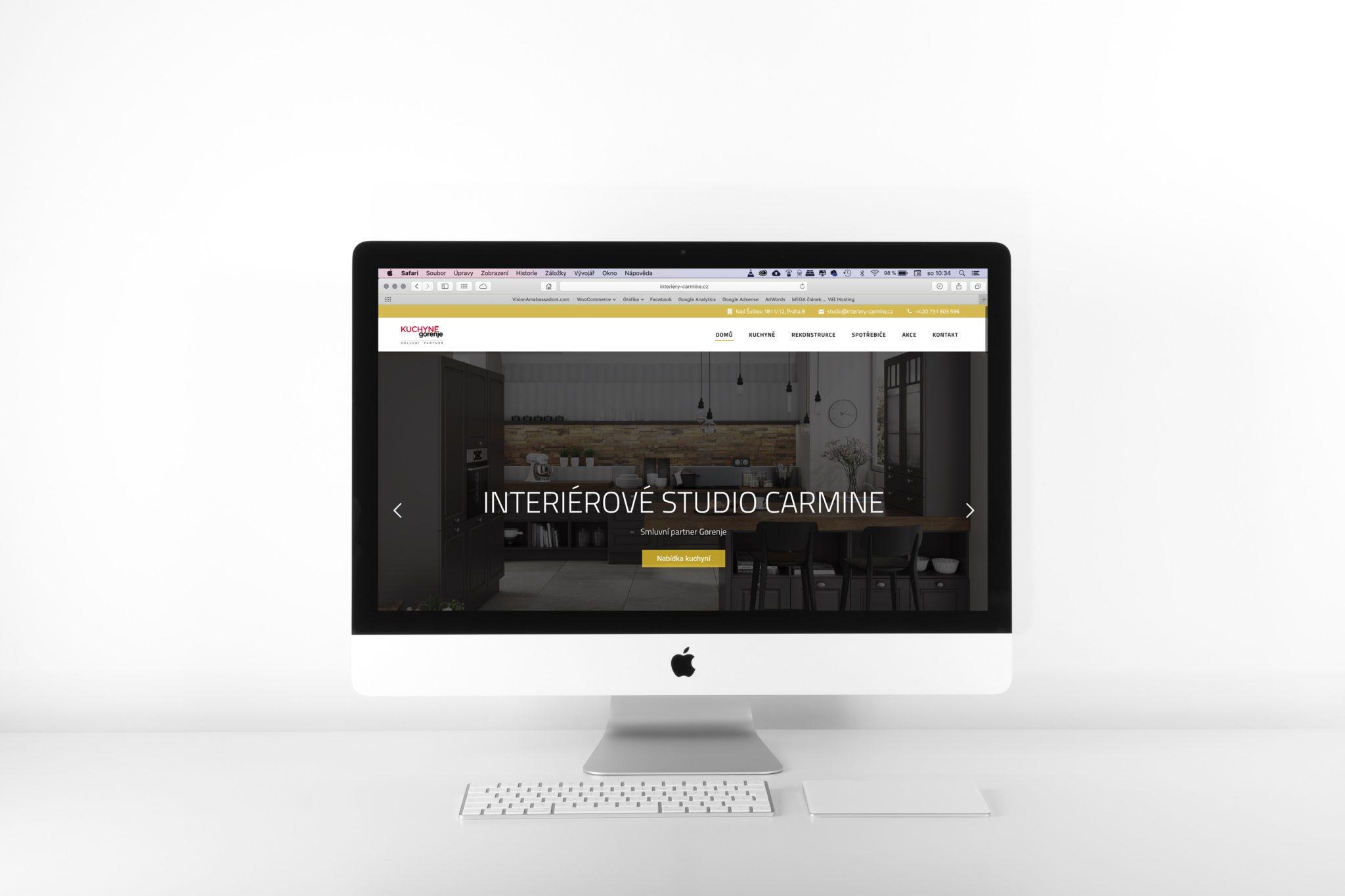www.interiery-carmine.cz
