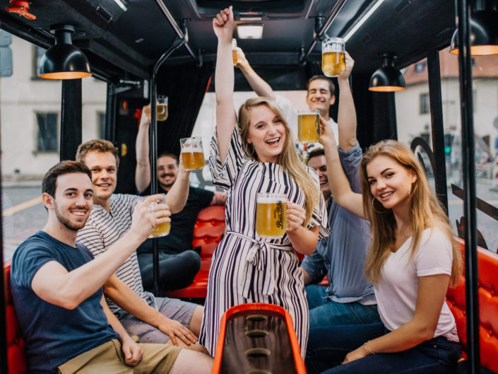 Beerbus Prague