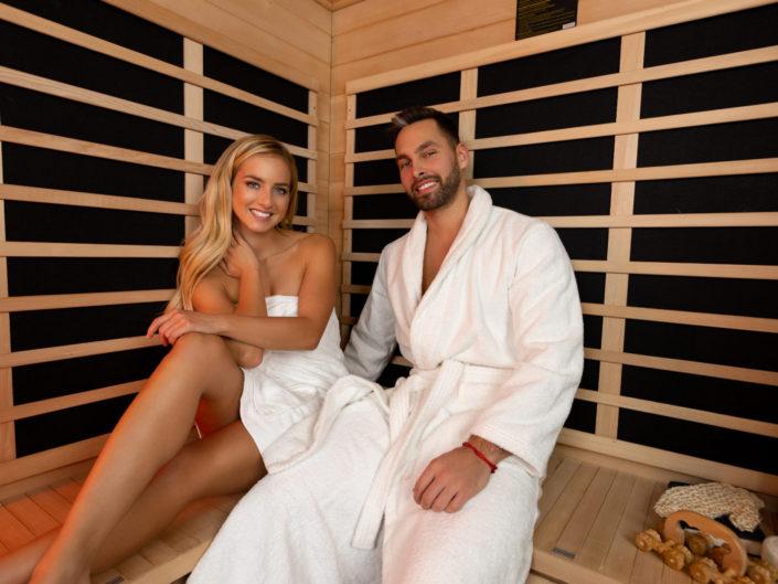 Marimex - Promo sauny