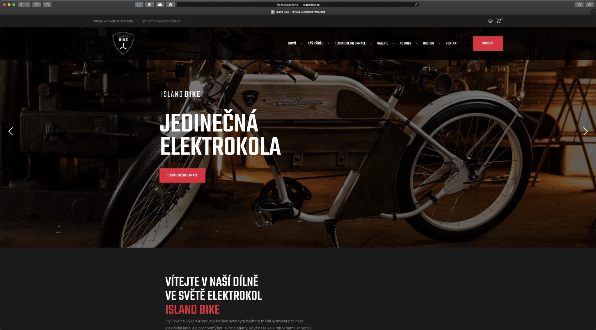 IslandBike.cz